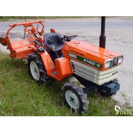 Mini tractor Kubota 1502. 4x4.   Vendido