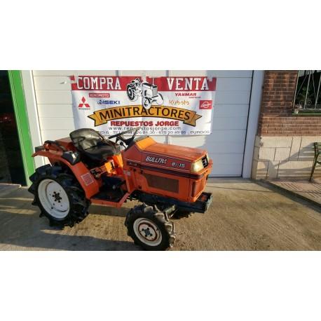 Mini tractor Kubota B1-15.