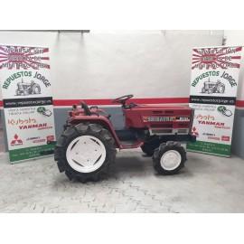 Mini tractor Shibaura P15F  4X4