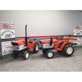 Mini tractor Kubota 1400. 4x2    4 unidades