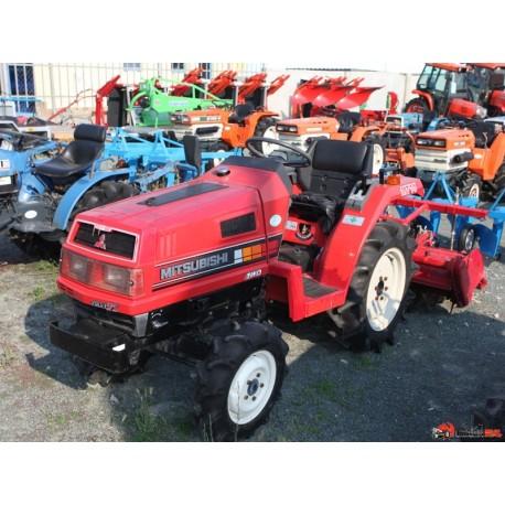 Mini tractor Mitsubishi MTX-14.       4x4